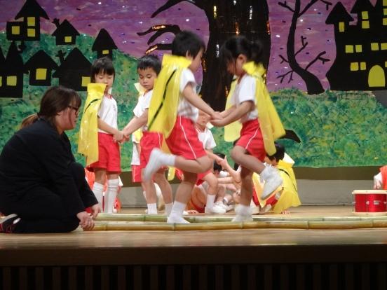 トビー・バンブーダンス(らいおん組5歳児)